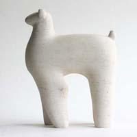 Camelid Sculpture