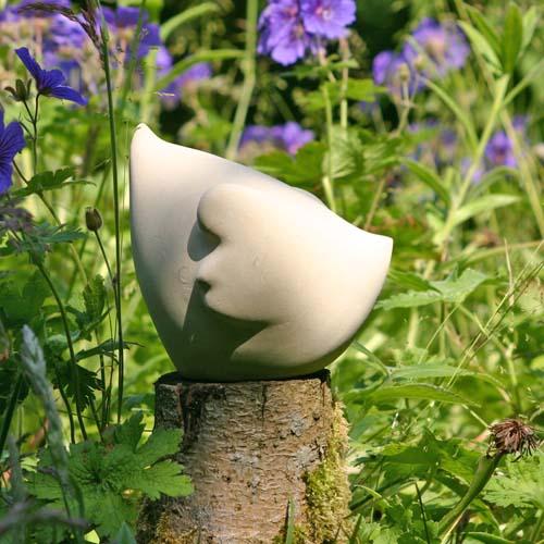Bird Sculpture by Jennifer Tetlow