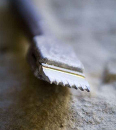 Claw chisel 232