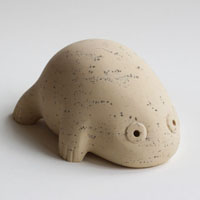Froglet sculpture