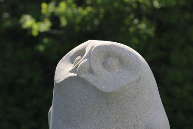 Tawny Owl Sculpture