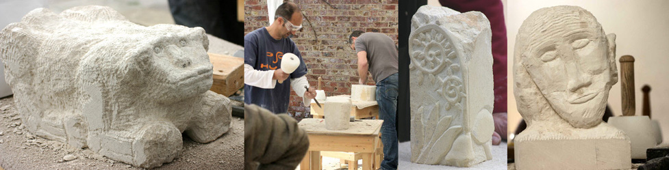 Courses stonecarving