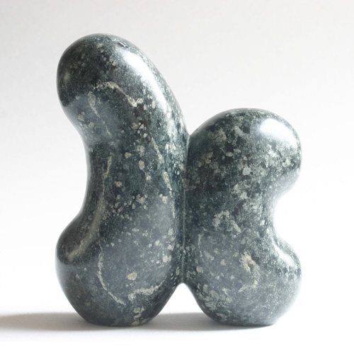 Prime - sculpture in soapstone