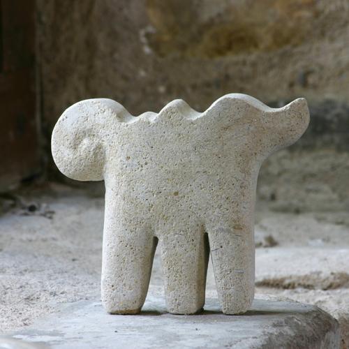 Small stone sculpture