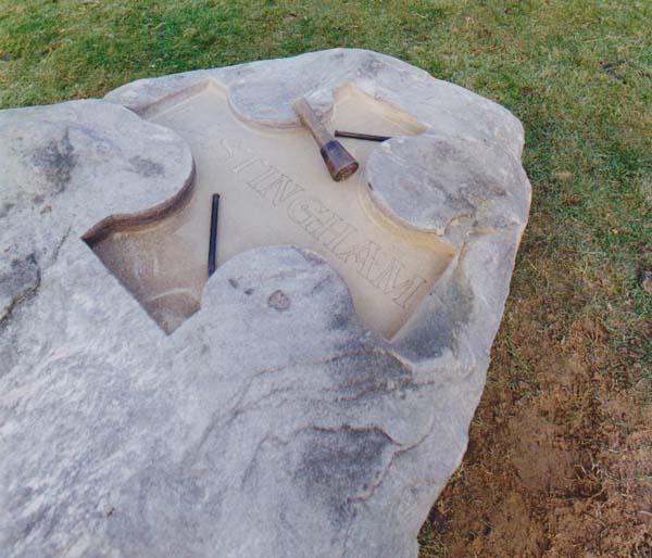 Lastingham stone