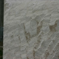 Carving Portland stone