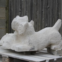 Westies carve1