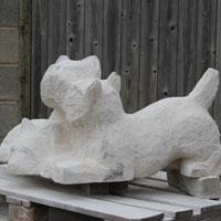 Westies carve1