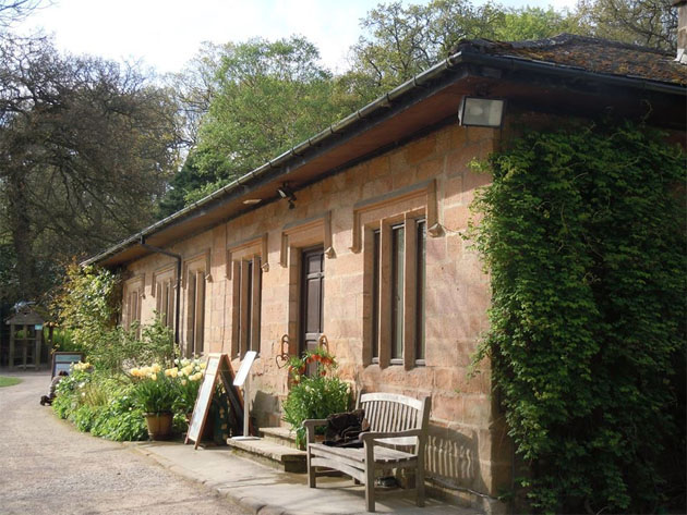 The Bath House, Harlow Carr, Harrogate