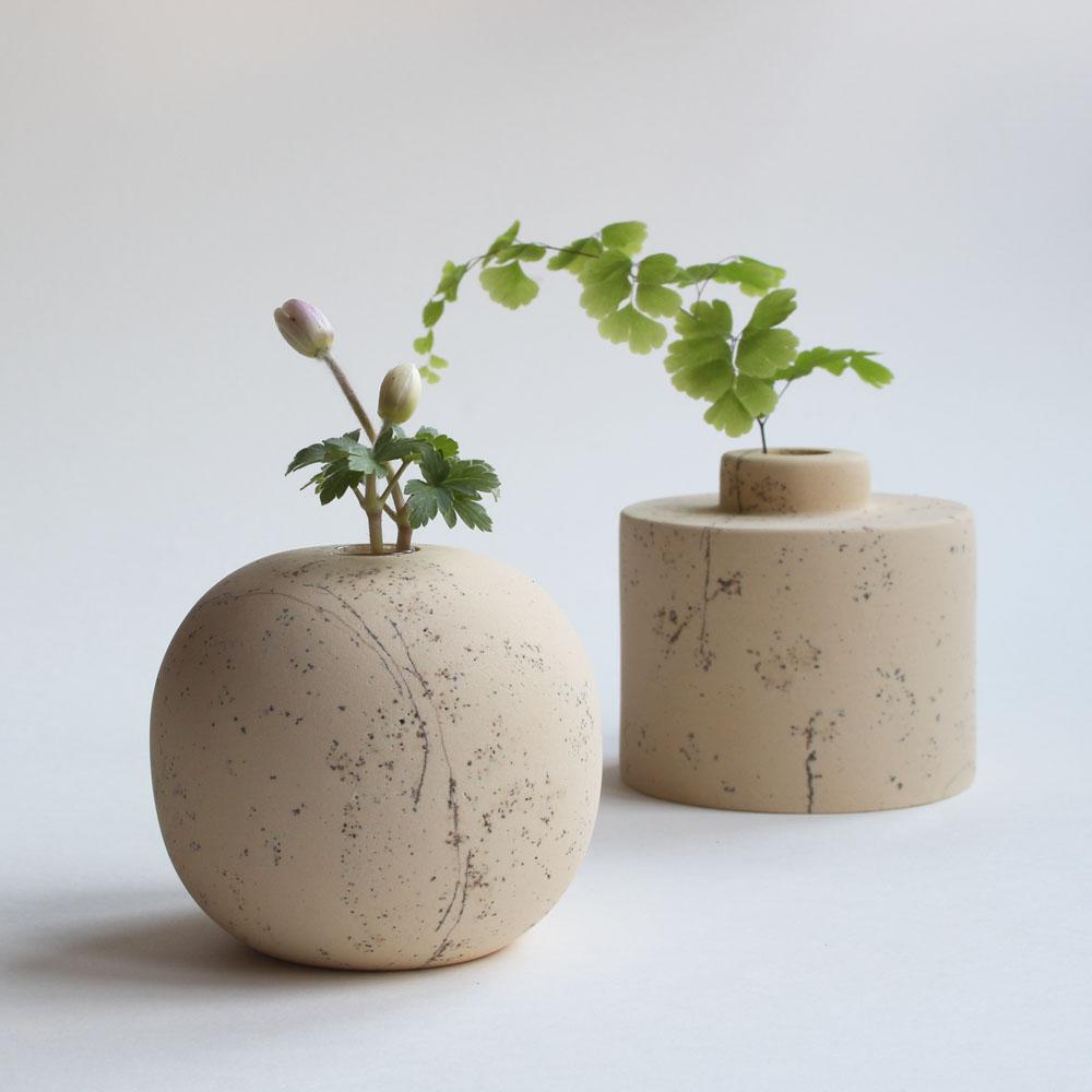 Cadeby Stone Vases