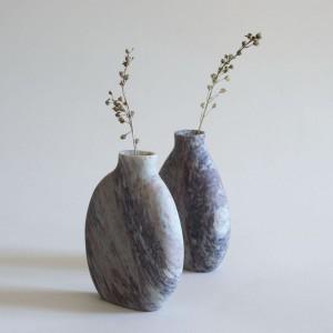 Pebble Vase (Cobalt stone)