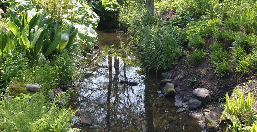 Streamside Sculpture Trail