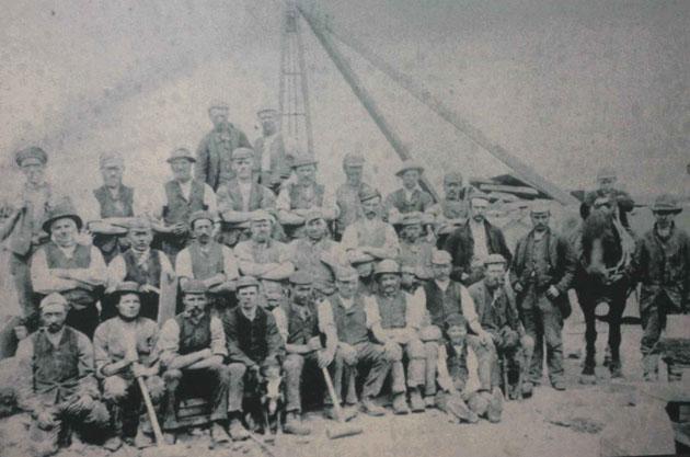Quarry men