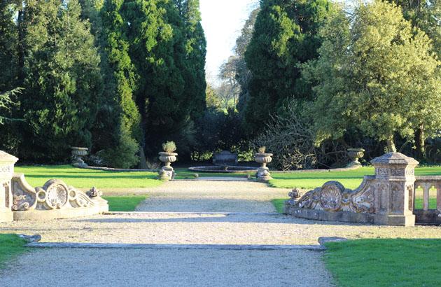 Gardens at Westonbirt School during Gardens Illustrated Festival