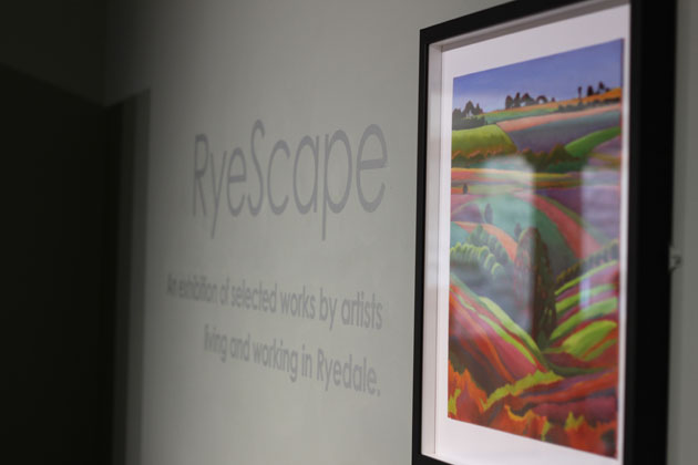 RyeScape Exhibition