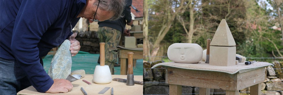 Spring Stone Carving Course Lastingham