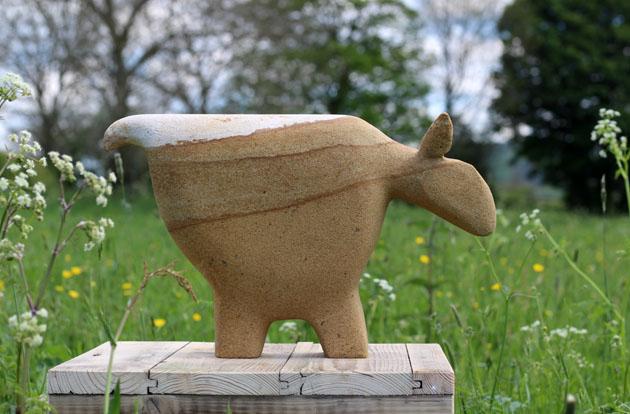 High Moor Goat