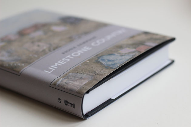 Limestone Country by Fiona Sampson published by Little Toller Books