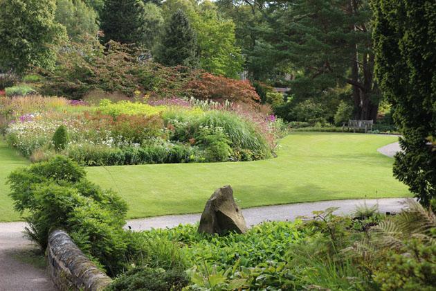 RHS Garden Harlow Carr Autumn 2017