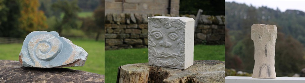 Autumn Stone Carving Course, Lastingham