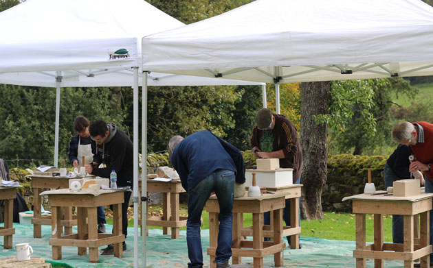 Stone Carving Course Autumn 2017