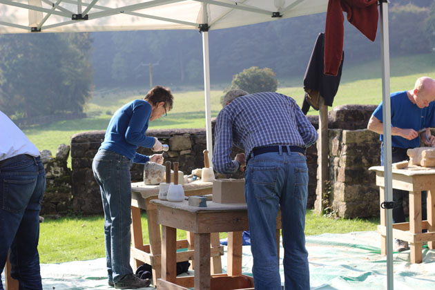 Stone Carving Course in Lastingham