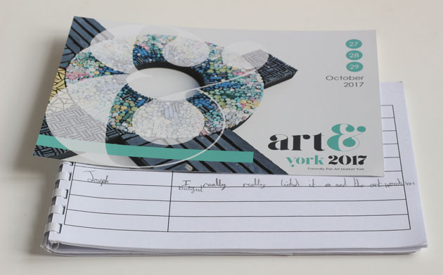 Art& Show York 2017