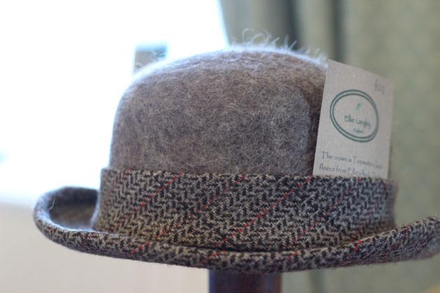 Ellie Langley hats