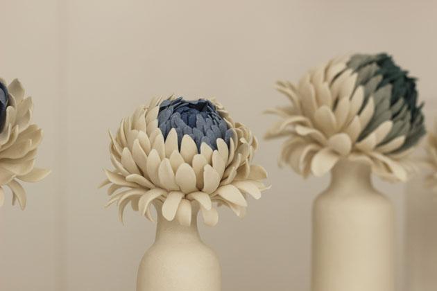 Linda Southwell Ceramics at Art& Show York 2017