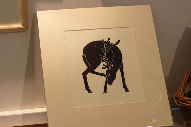 Sarah Robley print at Crafted by Hand Masham