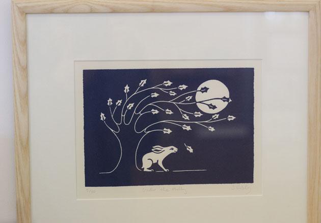 Sarah Robley print