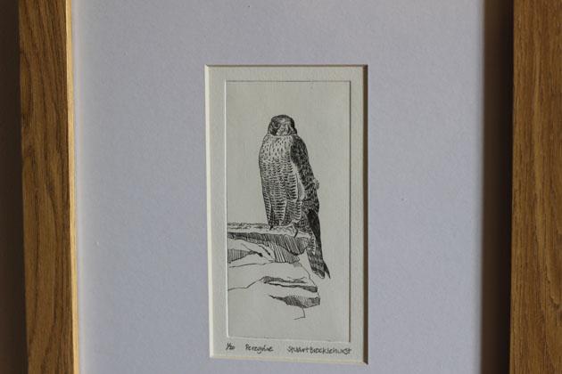print by Stuart Brocklehurst at Crafted by Hand Masham