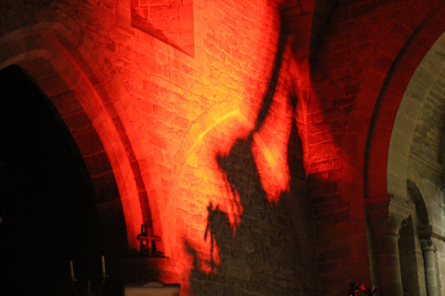 Thomas Becket's brutal murder