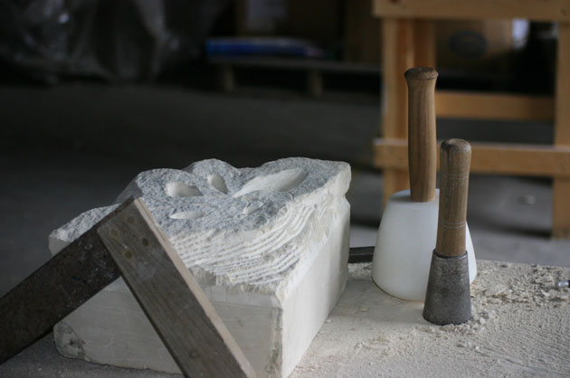 Stone Carving Course dates 2018
