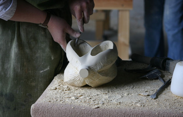 Stone Carving Courses 2018