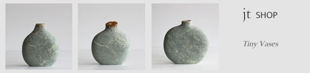 SHOP Pebble Vases - Serpentine