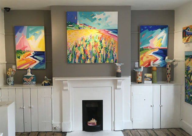 Serena Hall Gallery Southwold