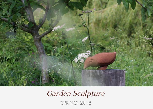 Garden Sculpture Spring 2018