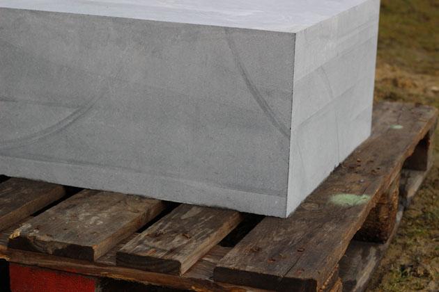 Kilkenny Limestone block