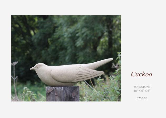 Cuckoo Sculpture
