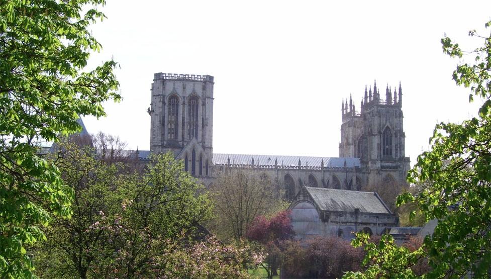York Minster Stone Carving Festival