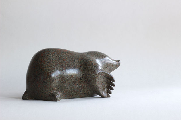 Sculpture of a Mole