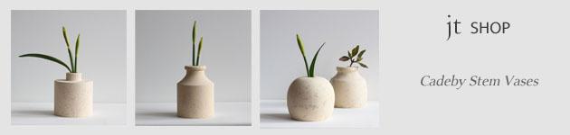 Cadeby Stem Vases