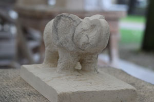 Carving from York Minster Stone Carving Festival 2018