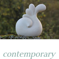 Comtemporary carving
