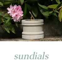 sundials for the garden