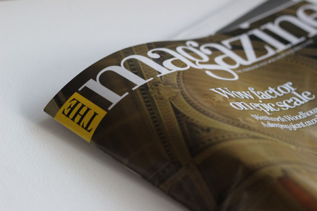Yorkshire Post Magazine feature