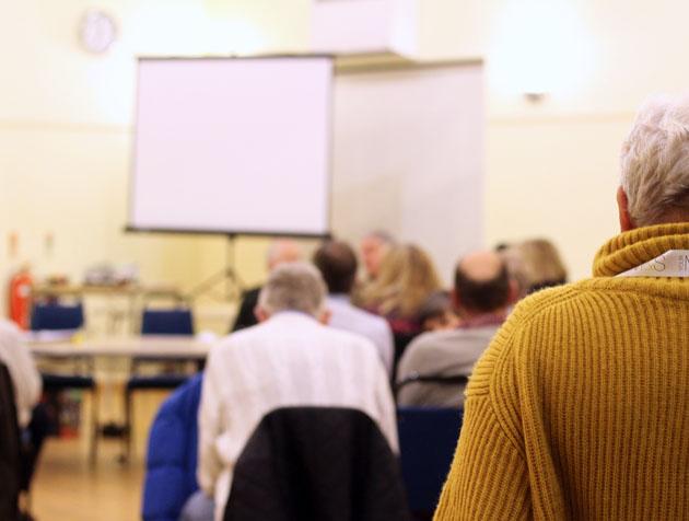 Pickering Art Club talk