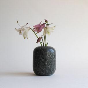 Bud Vase - soapstone