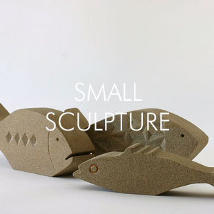 Brows small sculpture